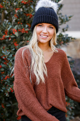Fuzzy Knit Sweater from Dress Up