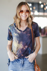 Multi - Tie-Dye Tee from Dress Up