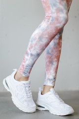White - Chunky Sneakers from Dress Up