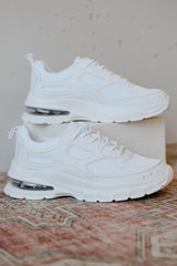 Chunky Sneakers Side View