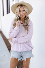 Lilac - Pullover