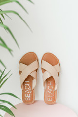 Pebble Slide Sandals  by MATISSE FOOTWEAR