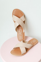 Pebble Slide Sandals from Dress Up  by MATISSE FOOTWEAR