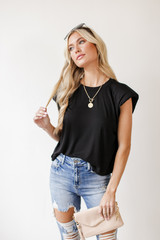 shoulder Pad Muscle Tee from Dress Up