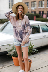 Daydream Summer Pullover Front View