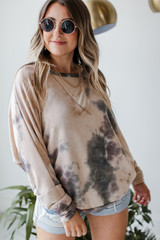 Tie-Dye Pullover from Dress Up