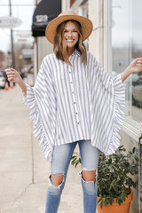 Ruffle Button Up from Dress Up