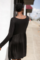 Go-To Weekend Dress Back View
