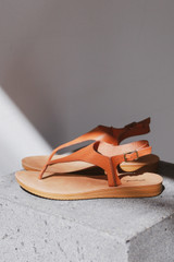 Ankle Strap Sandals Side View