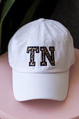 White - TN Leopard Cap from Dress Up