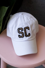 White - SC Leopard Cap from Dress Up