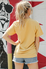 Self Love Graphic Tee Back View