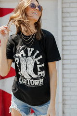 Old Town Nashville Graphic Tee from Dress Up
