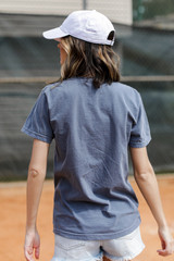 Batter Up Graphic Tee Back View