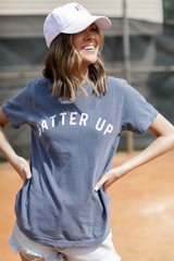 Batter Up Graphic Tee Front View