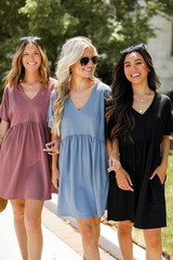 Models wearing Babydoll Dresses