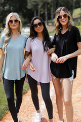 Models wearing the Everyday Tee