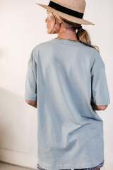 Wildish Things Graphic Tee Back View