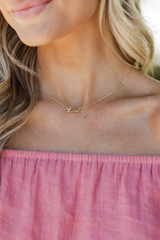 Gold - Love Necklace