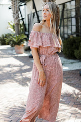 Blush - Spotted Jumpsuit from Dress Up