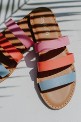 Strappy Slide Sandals from Dress Up