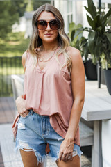 Nude - Everyday Tank from Dress Up