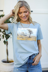 Denim - Your Only Limit Is Your Mind Graphic Tee