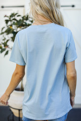 Your Only Limit Is Your Mind Graphic Tee Back View