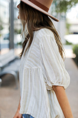 Striped Blouse from Dress Up