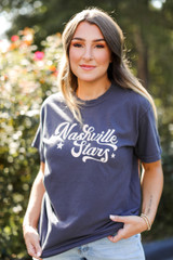 Nashville Stars Graphic Tee Front View