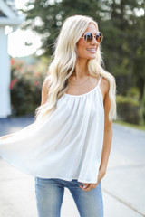 White - Tank from Dress Up