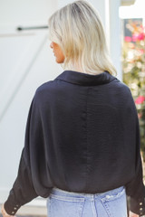 Blouse Back View