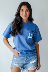 Dress Up model wearing the Everything Is Better In Atlanta Pocket Tee