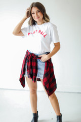 White - Play Ball Tee from Dress Up