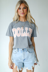 Dolly Graphic Tee Front View