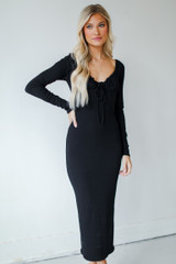 Maxi Dress Front View