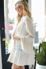 Ivory - Tunic Blouse from Dress Up