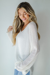 Knit Tunic Side View