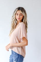 Blouse Side View