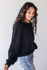 Black - Sweater from Dress Up