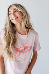 Blush - Rock And Roll Graphic Tee from Dress Up