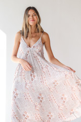 Ivory - Maxi Dress from Dress Up
