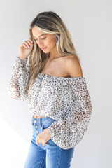 Meet At Our Spot Blouse