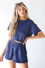Navy - Tennis Club Shorts from Dress Up