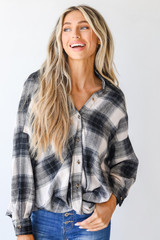Black - Flannel from Dress Up