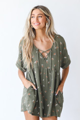 Romper Front View