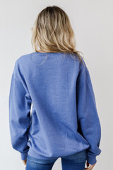 Chop Chop Pullover Back View