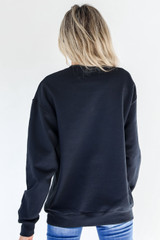 Glory Glory Pullover Back View