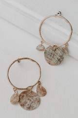Natural - Statement Earrings from Dress Up