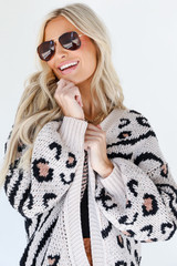 Ivory - Sweater Cardigan from Dress Up